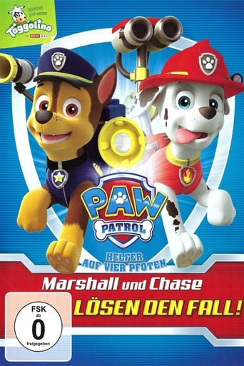 Cartoni animati Paw Patrol: Questo caso fa per Marshall e Chase! - Paw Patrol: Marshall & Chase on the Case