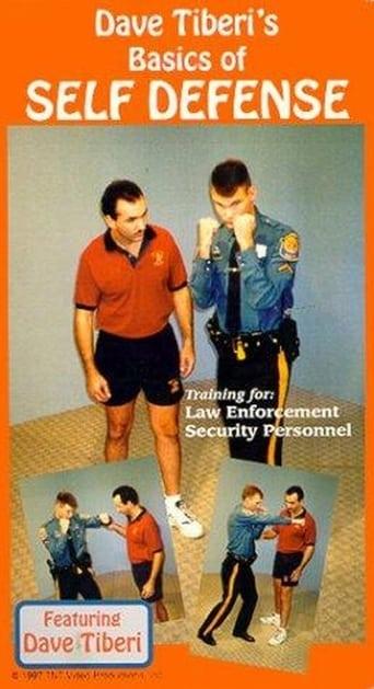 Dave Tiberi's Basics of Self Defense poster