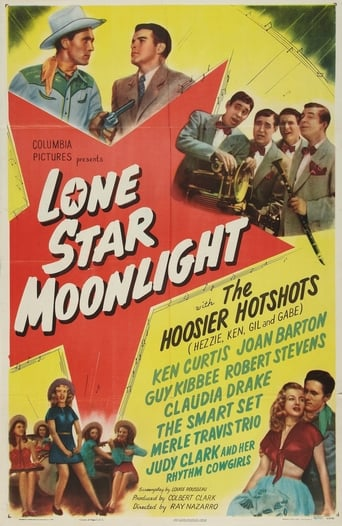 Poster of Lone Star Moonlight