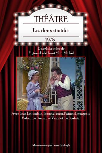 Poster of Les deux timides