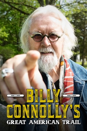 Poster of Billy Connolly's Great American Trail