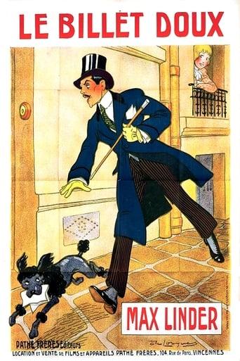 Poster of Le billet doux