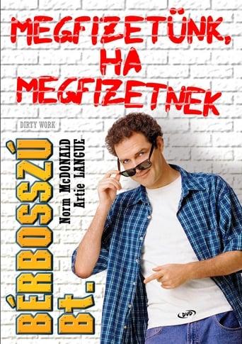 Poster of Bérbosszú Bt. - Megfizetünk, ha megfizetnek