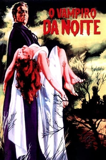 O Vampiro da Noite - Poster