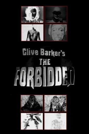 Poster of The Forbidden