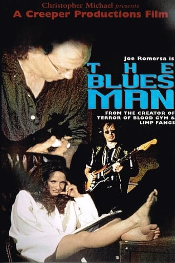 Poster of The Bluesman