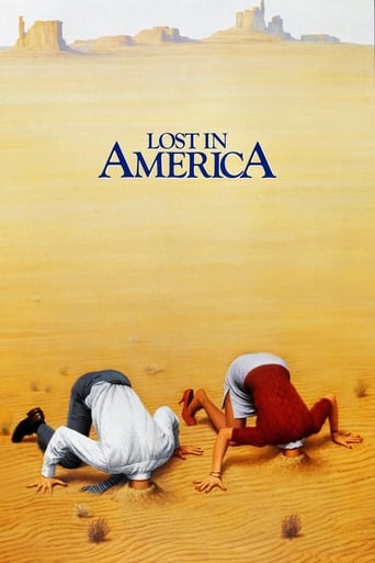 Poster of Lost in America