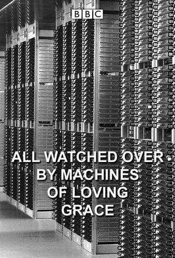 Poster of All Watched Over by Machines of Loving Grace
