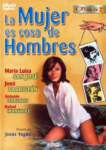 Poster of La mujer es cosa de hombres