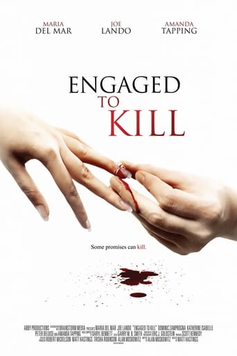 Poster of Engaged to Kill
