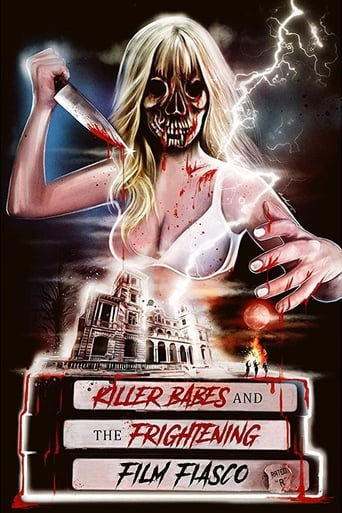 Poster of Killer Babes and the Frightening Film Fiasco