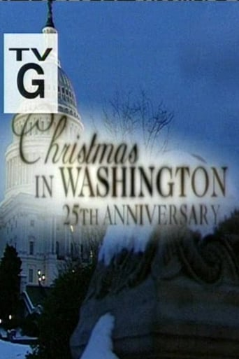 Poster of Christmas in Washington