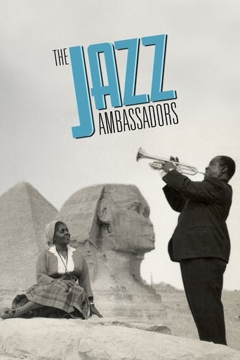 Poster of The Jazz Ambassadors