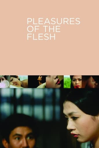 Poster of Pleasures of the Flesh