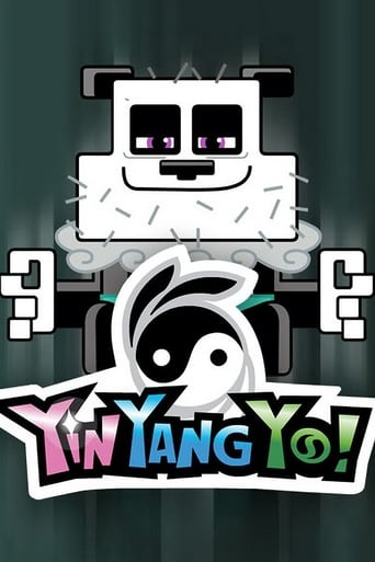 Capitulos de: Yin Yang Yo!