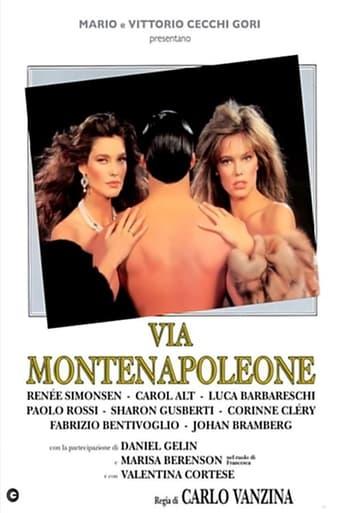 Poster of Calle Montenapoleone
