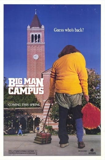 Poster of Big Man on Campus