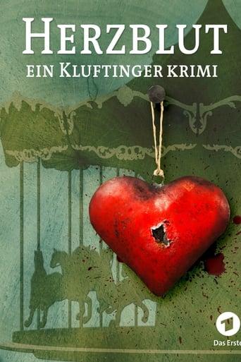 Poster of Herzblut. Ein Kluftingerkrimi