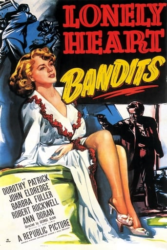 Poster of Lonely Heart Bandits