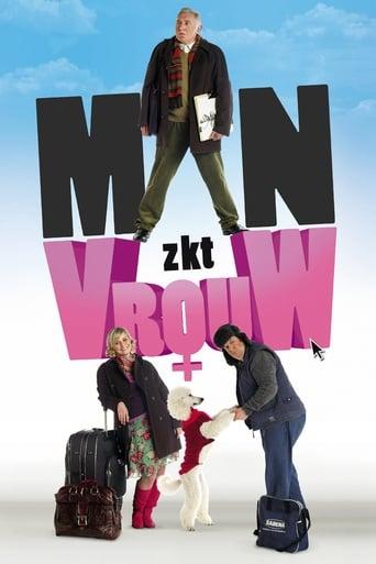 Poster of Man zkt vrouw