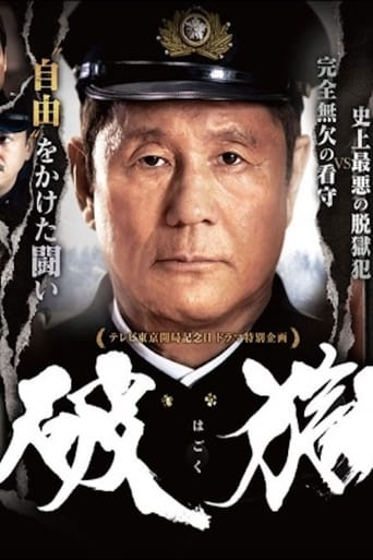 Poster of 破獄