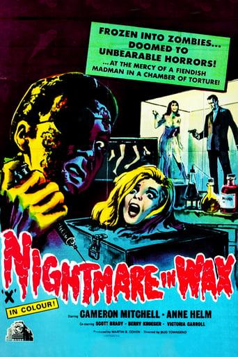 Poster of Nightmare in Wax