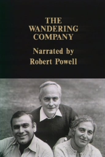 Poster of The Wandering Company