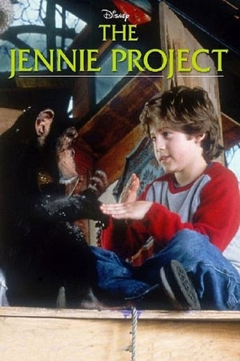 Poster of The Jennie Project