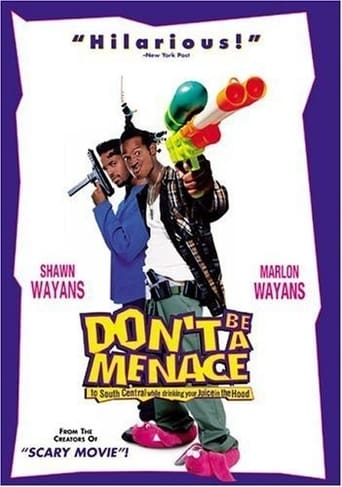 Negrąsink juodžių kvartalui gerdamas sultis su savo bičais / Don't Be a Menace to South Central While Drinking Your Juice in the Hood (1996)