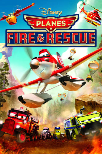 Poster of Planes: Fire & Rescue