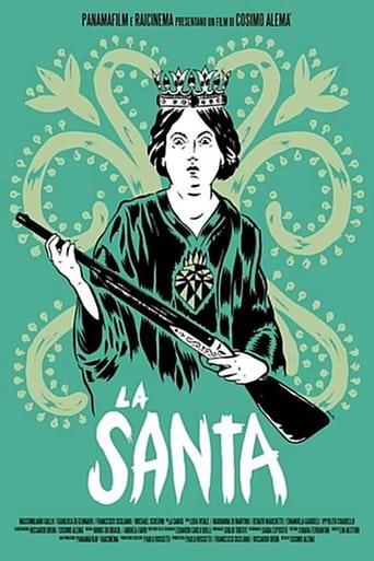 Poster of La Santa