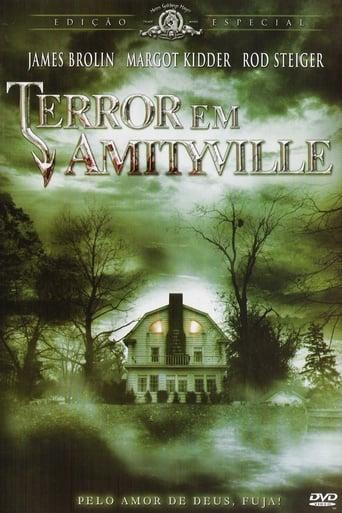 Terror em Amityville - Poster