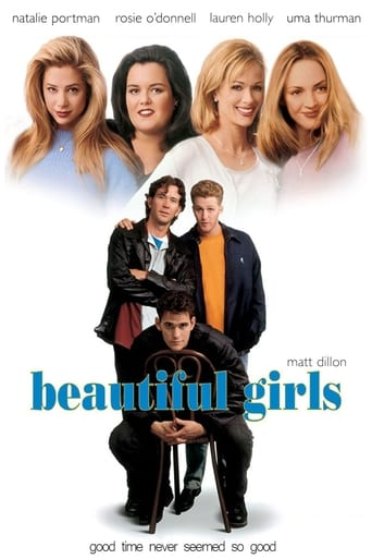 Poster of Beautiful Girls