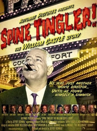 Poster of Spine Tingler! The William Castle Story