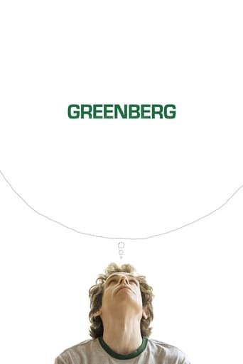 Official movie poster for Greenberg (2010)