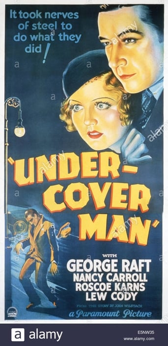 Under-Cover Man Movie Poster