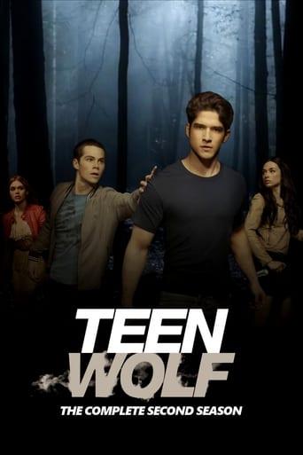 Lobo Adolescente 2ª Temporada - Poster