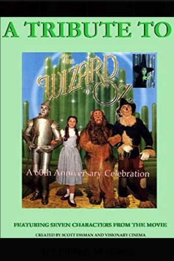 Poster of A Tribute to the Wizard of Oz