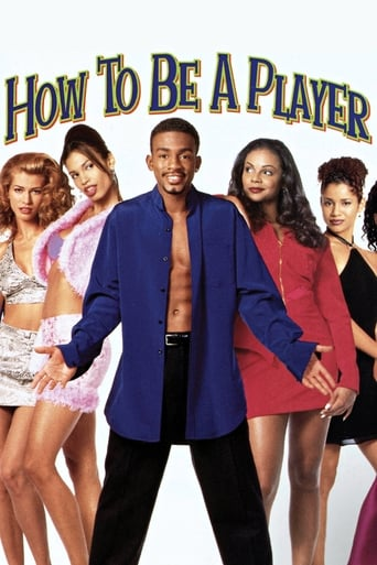 Poster of Def Jam's How to Be a Player