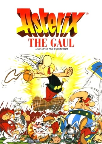 poster of Asterix the Gaul