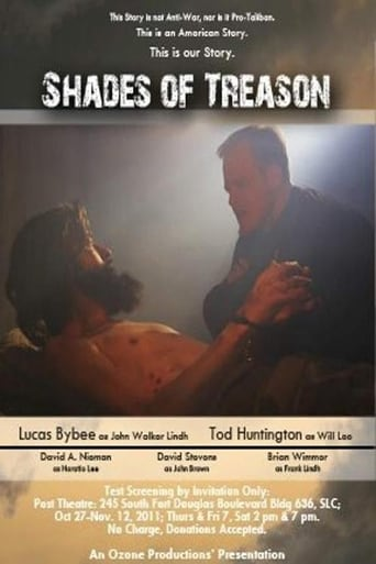 Poster of Shades of Treason