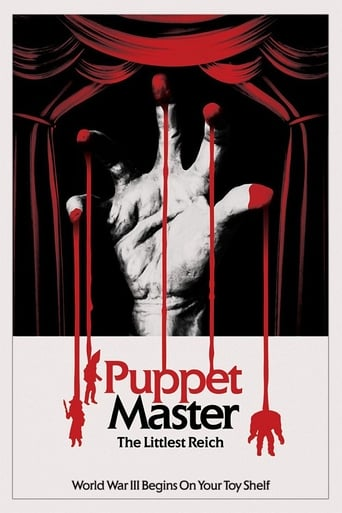 Poster of Puppet Master: The Littlest Reich