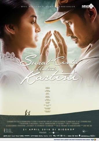 Poster of Kartini and Mr. Postman