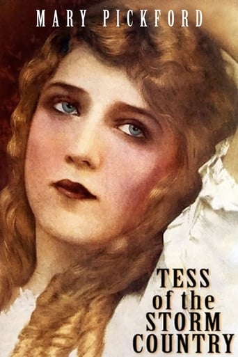 Tess of the Storm Country Movie Poster