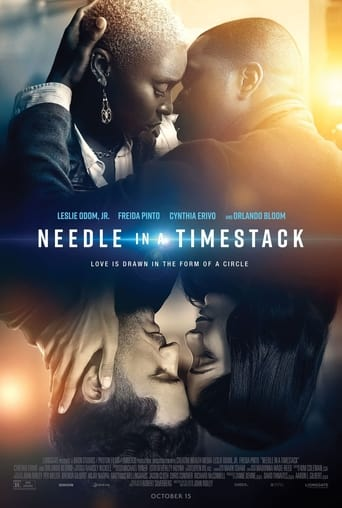 Poster Needle in a Timestack
