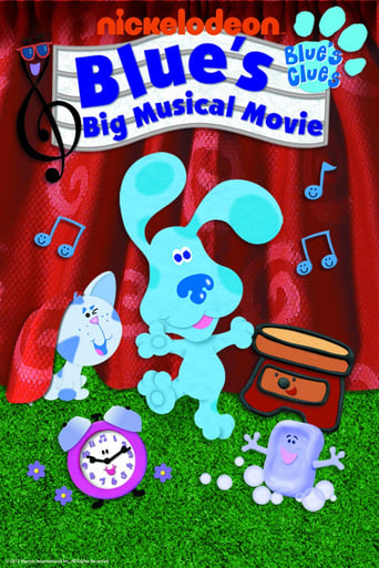 Poster of Blue's Big Musical Movie
