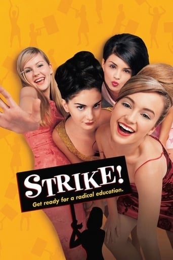 Poster of Strike!