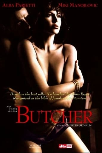 The Butcher Movie Poster