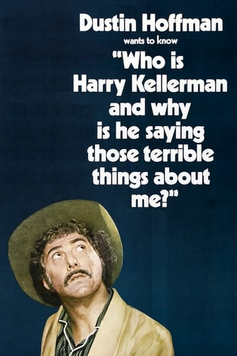 Poster of Who Is Harry Kellerman and Why Is He Saying Those Terrible Things About Me?