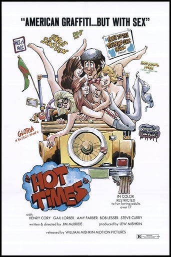Poster of Hot Times